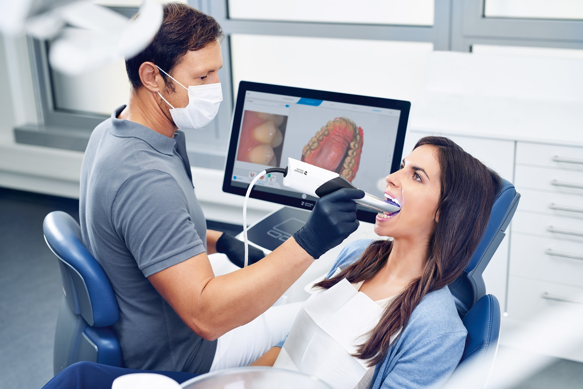 CEREC 3D technologie dentaire