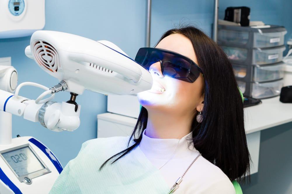 Esthétique - Blanchiment dentaire2 - Dentisterie esthétique