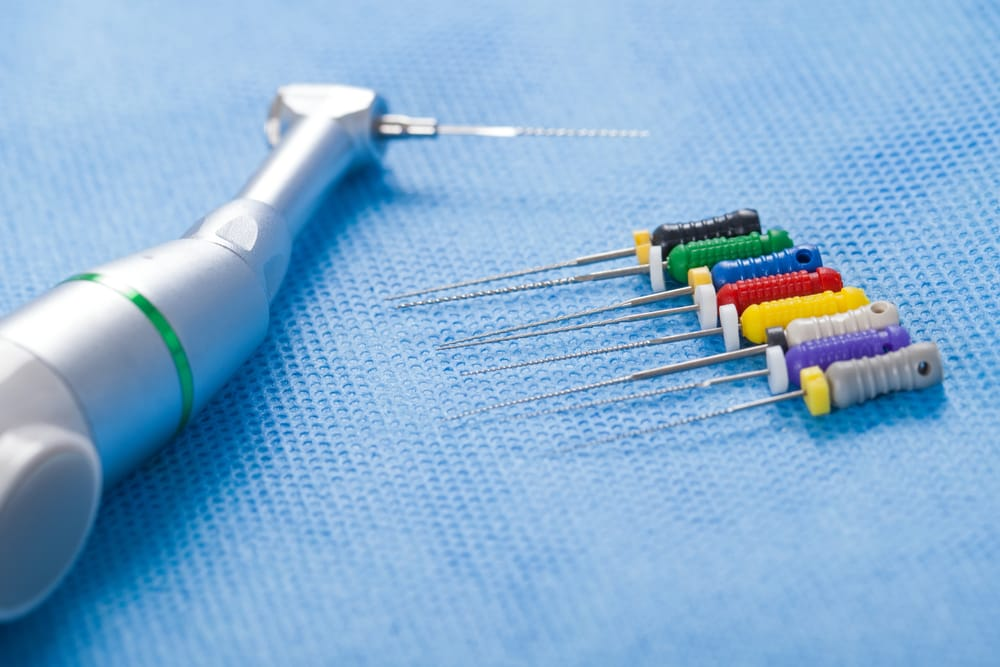Traitement de canal - Procédure - Dentisterie Générale