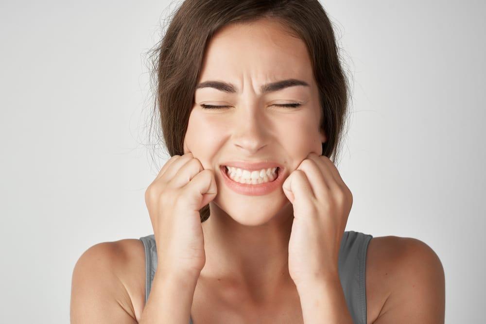 Avant / après un traitement - Extraction dent - CDBPA
